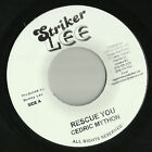 1975 RESCUE YOU CEDRIC MYTHON STRIKER LEE stick by me ♫