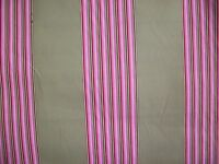 Richloom Fabric   Green    Pink