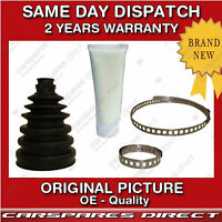 BRAND NEW DRIVESHAFT OUTER CV JOINT BOOT KIT FIT FOR A KIA SHUMA