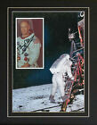 Apollo 11 Buzz Aldrin Step Moon Autograph Signed Photo