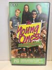 THE YOUNG ONES ~ADRIAN EDMONDSON ~ RIK MAYALL~ RARE VHS VIDEO