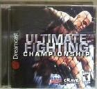 UFC Ultimate Fighting Championship Dreamcast Complete