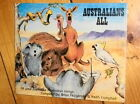 AUSTRALIANS ALL ... Favourite Songs Brian Fitzgerald, Keith Campbell