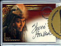 THE SCORPION KING - SHERRI HOWARD as QUEEN ISIS AUTO