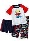 NWT Carter's Boys 3-Piece Cars Pajama Set 18 Mos, 24 Mos