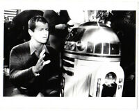 STAR WARS RETURN OF THE JEDI 1983 Publicity Still - Artoo Gets Directions