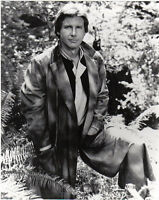 STAR WARS RETURN OF THE JEDI 1983 Publicity Still - Ford Poses in Endor Fatigues