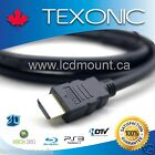 6FT HDMI 1.4 3D Cable HDTV Blu-Ray High Speed+Ethernet