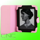 Barnes & Noble Nook Simple Touch Leather Case Cover eReader Pink