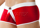 WJ Hot men's Boxers briefs comfort running sport underwear 6 Colors 3Sz S M L