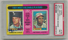 ROGER MARIS 1975 TOPPS #199 NM 7 SIGNED AUTOGRAPHED PSA DNA AUTO 30351574
