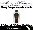 Ashleigh & Burwood Fragrance Lamp Oil 250 or 500ml Many Scents Baby Powder etc