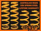 "HOLDEN COMMODORE VT/VX/VY/VZ V8 SEDAN SPORT F&R ""LOW"" 30mm COIL KING SPRINGS"
