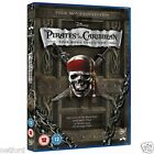PIRATES OF THE CARIBBEAN FOUR MOVIE COLLECTION 4 DISC DVD BOX SET R4 NEW&SEALED