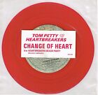 "Tom Petty & The Heartbreakers Change of Heart USA 1979 Red Vinyl 7"" Record"
