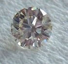 GEM CERTIFIED NATURAL ROUND BRILLIANT CUT LOOSE DIAMOND 1.13 CT. SI1
