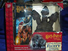 Harry Potter and the Sorcerer's Stone VHS+Limited Edition Fluffy Collectible NEW