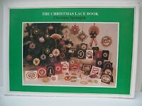 The Christmas Lace Book by Christine Springett (Paperback, 1991)