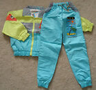 NEW BOYS TRESPASS LIGHTWEIGHT JACKET & TROUSER SET AGE 11-12 YEARS