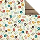 Echo Park Homemade Floral 12x12 paper! 2 sheets