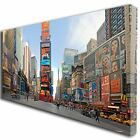 NEW YORK TIMES SQUARE BOX CANVAS ART PRINT PICTURE 039