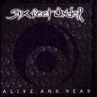 SIX FEET UNDER - Alive and Dead (CD 1996)