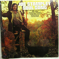 JOE STAMPLEY  Soul Song   Vinyl Lp   SEALED