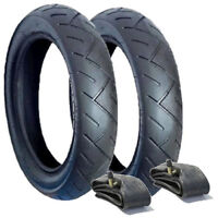 SET OF  TYRES FOR QUINNY BUZZ PUSHCHAIR