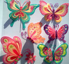 3D Removable  Butterfly Art Decor Wall Stickers Kids Room/ Decals for Girl