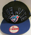 TORONTO BLUE JAYS NEW ERA 9 FIFTY SNAPBACK FLATBILL