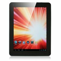 """1.5GHz Allwinner 9.7"""" IPS Touch Screen Android 4.0.4 Tablet Dual Camera 8GB"""