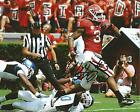 Georgia Bulldogs todd gurley signed 8x10 photo w/coa