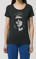 LIAM GALLAGHER LADIES MUSIC T SHIRT OASIS NEW TOP GIFT W30