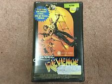 Sweet Revenge VHS 1987 Ted Shackelford Nancy Allen Action Adventure Rare OOP