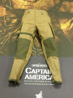 Hot Toys SDCC Captain America Rescue Version Pants Loose 1/6th scale