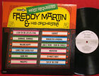 FREDDY MARTIN & ORCHESTRA Most Requested DECCA MONO PROMO LP