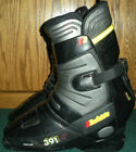 #100   RAICHLE 391 DOWNHILL SKI BOOTS MENS 7.5, MONDO 25.5, 309mm sole