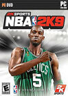 NBA 2K9 NBA Pro Basketball 2K9 09 2009 PC XP Vista NEW Sealed