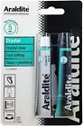Araldite Crystal Clear - Strong Adhesive Glue - Glass Jewellery - 2 x 15ml Tubes