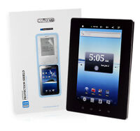 Crystal Clear Invisible Screen Protector for Nextbook Premium7 Tablet