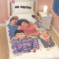 One Direction 1D Crush Single Duvet Cover Bed Set Take Me Home New Gift