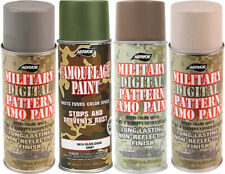 Camouflage Spray Paint Can 12 Oz.