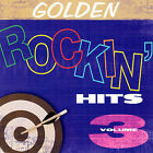 Golden Rockin' Hits Vol. 3 by Various Artists (CD, F...