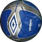 NEW Umbro CANFORD Trainer soccer football ball size 4 BLUE