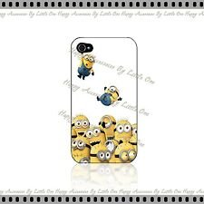 Despicable Me Minions Cover Hard Case Made For Iphone Samsung Galaxy