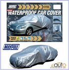 New Maypole MP9331 Small Premium Waterproof Car Cover POLYESTER with Vents