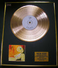 KORN LTD EDITION CD GOLD DISC RECORD Issues