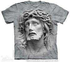 Crown of Thorns T-Shirt by The Mountain. Christian Jesus Spiritual Tee S-3XL NEW