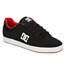 DC Ignite 2 Black / Red / White Shoes Skate MTB BMX Enduro