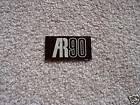 ACOUSTIC RESEARCH AR-90 LOGO PLATES**